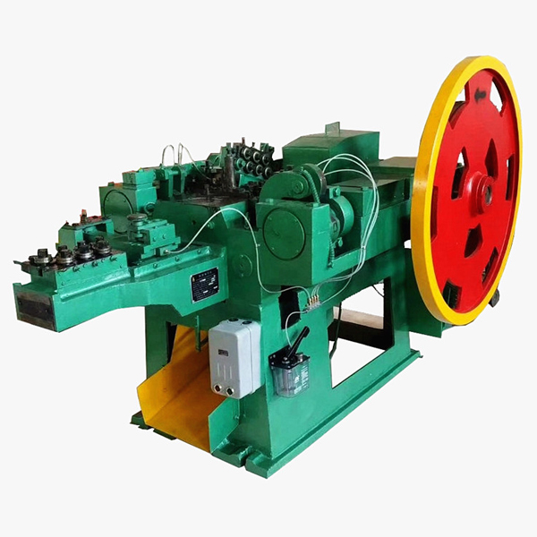 Special Price for Decking Floor Plate Making Machine - Iron Coil Nail Making Machine – Haixing Industrial
