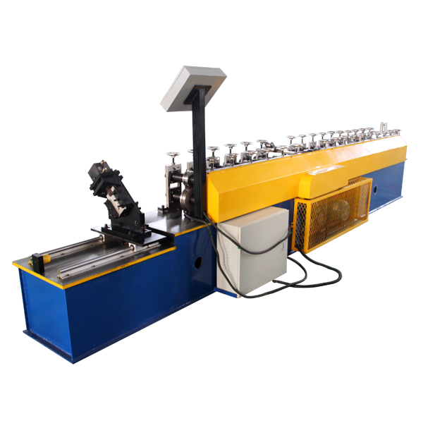 Best quality Galvanized Ridge Cap Zinc Roofing Sheet Roll Forming Machine - T grid light steel keel roll forming machine – Haixing Industrial Featured Image