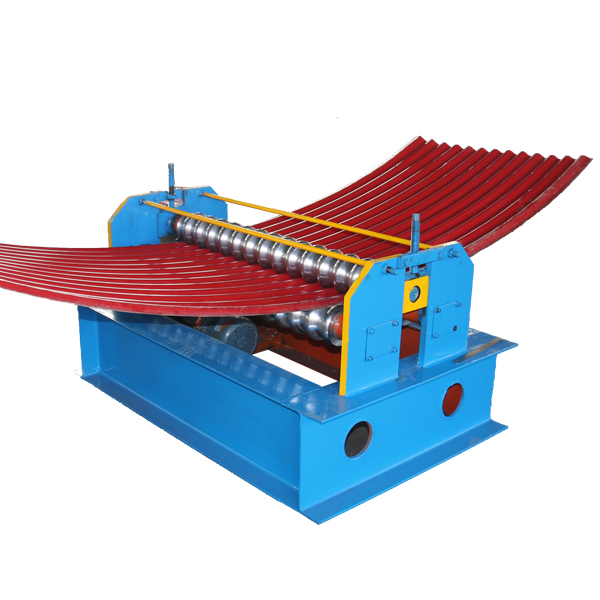 2017 High quality Sheet Curving Machine - Galvanized Curving Roof Machine – Haixing Industrial Featured Image