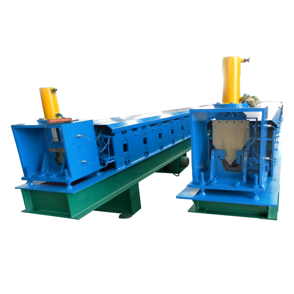 Leading Manufacturer for Soldering Fume Extractor - Rain Gutter Cold Roll Forming Machine – Haixing Industrial