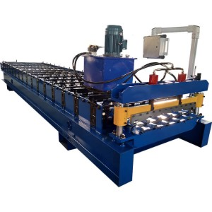 Roofing roll forming machine price