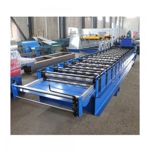 joint-hidden glazed panel manufacture of roof forming machine in ahmedabad