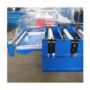 800 tile roll forming glazed steel roofing sheet roof coil machine