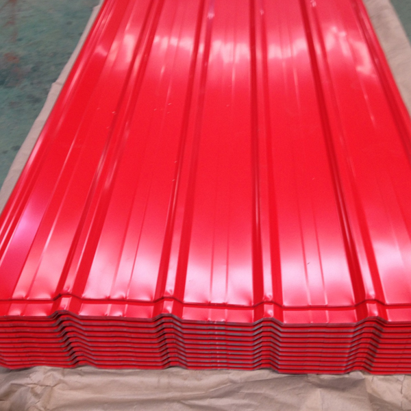 China Supplier Corrugated Sheets Making Machine - Aluminized Trapezoidal Roof Plate – Haixing Industrial