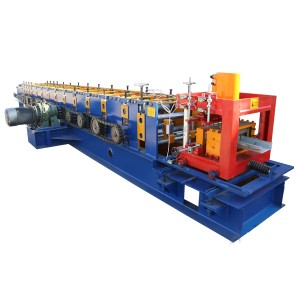 Manufacturer of Deck Floor Rolling Production Line -