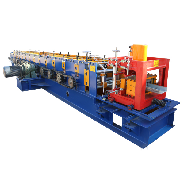 China Factory for Customized C Purlin Roll Forming Machine - U Section Purlin Roll Forming Machine – Haixing Industrial