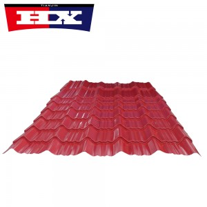 960 Glazed Roof Tile Sheet