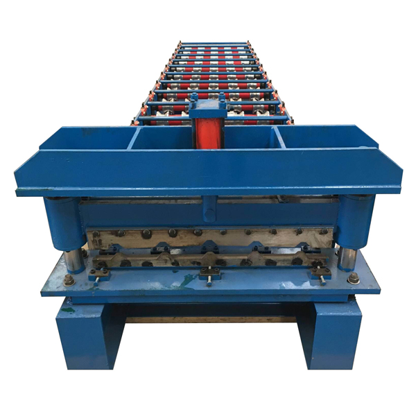 Big discounting Steel C Z U Purlin Roll Forming Machine - Trapezoidal Sheet Roll Forming Machine – Haixing Industrial