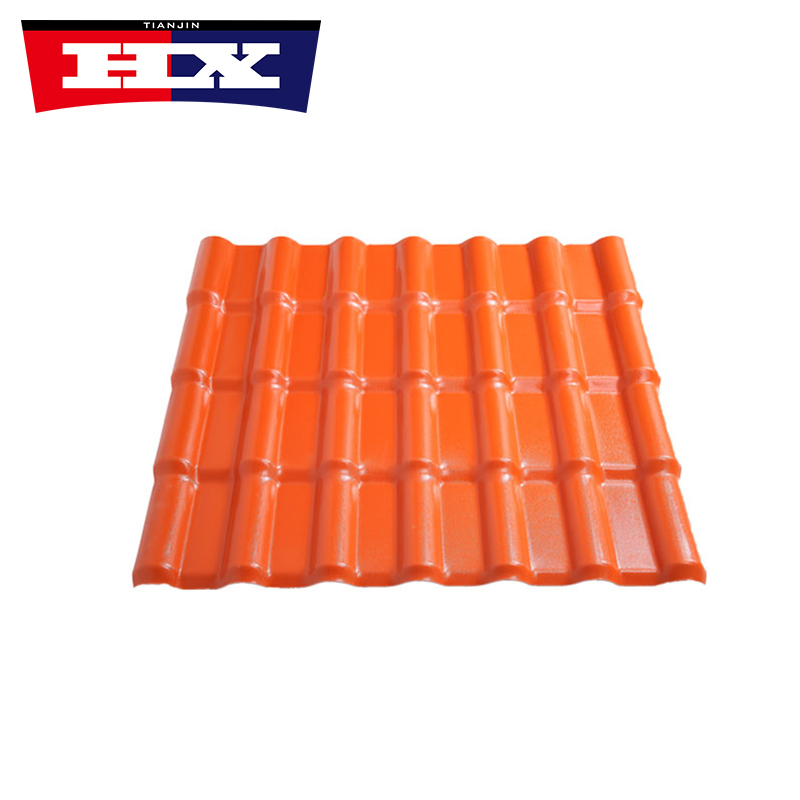 asa plastic material pvc synthetic roof tile Featured Image