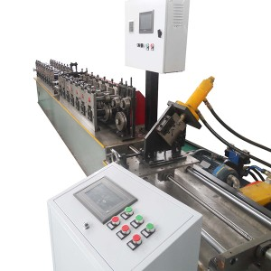 Aluminum T Grid Roll Forming Machine