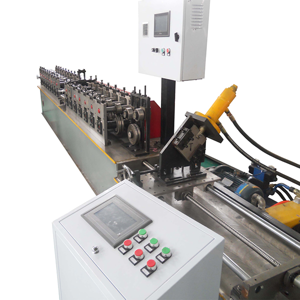 Rapid Delivery for Single Arm Fume Extractor - Aluminum T Grid Roll Forming Machine – Haixing Industrial