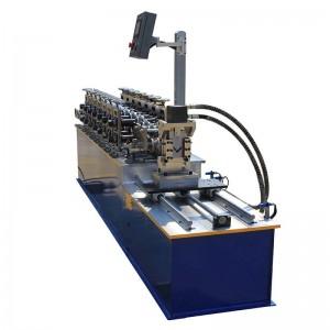 Light gauge metal framing roll forming machine