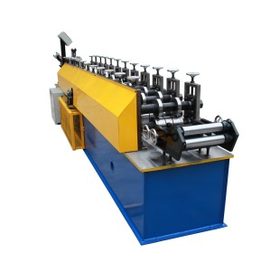 Automatic Metal Frame Stud And Track Roll Forming Machine