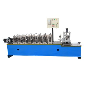 Factory Outlets Main T Forming Machine - T grid roll forming machinery – Haixing Industrial