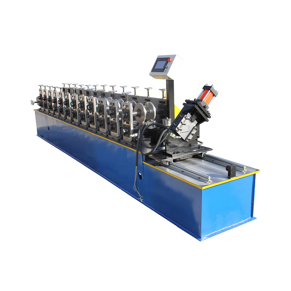 Chinese Professional Sandwich Panel Manufacture Machine - OEM Customized Metal Stud Roll Forming Machine Light Keel Roll Forming Machine – Haixing Industrial