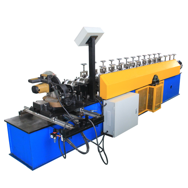 Factory Cheap Steel Shutter Gate Frame Machine - Ceiling C Channel Making Machine – Haixing Industrial