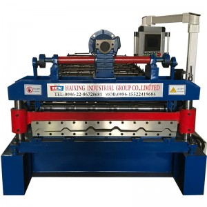 Roof Tile Forming Machine With Ce Certificate