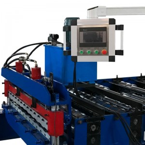 High-speed Automatic Roof Sheet Forming Machine