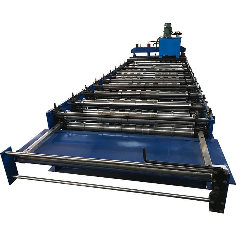 trapezoidal metal roof tile making machine Featured Image