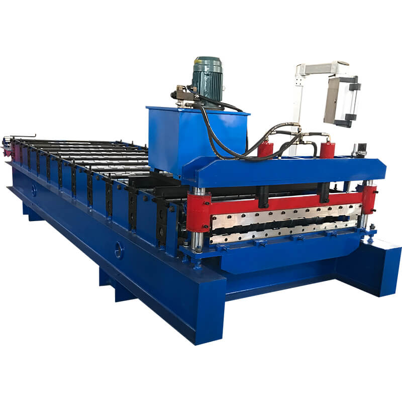 PLC Control Automatic Roof Sheet Forming Machine Featured Image