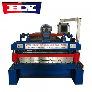 C8 Trapezoidal Roofing Roll Forming Machine