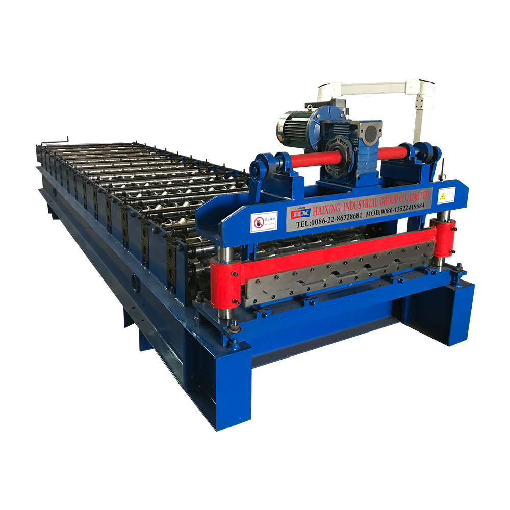 Automatic Roofing Sheet Roll Forming Machine Featured Image