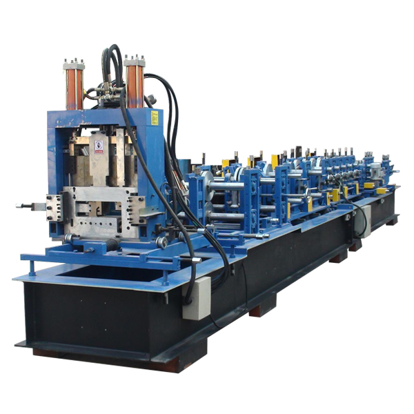Renewable Design for Roof Panel Making Machine Production Line - Automatic CZ Shaped Steel Purlin roll Forming Machine – Haixing Industrial Featured Image