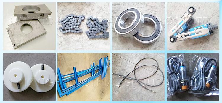 Easy-broken parts
