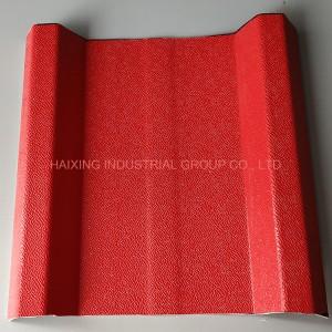 Pvc Plastic Roof Tile