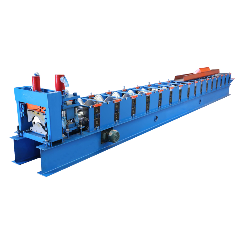Low price for Drywall Metal Studs And Tracks Machine - Roofing Ridge Cap Machine – Haixing Industrial