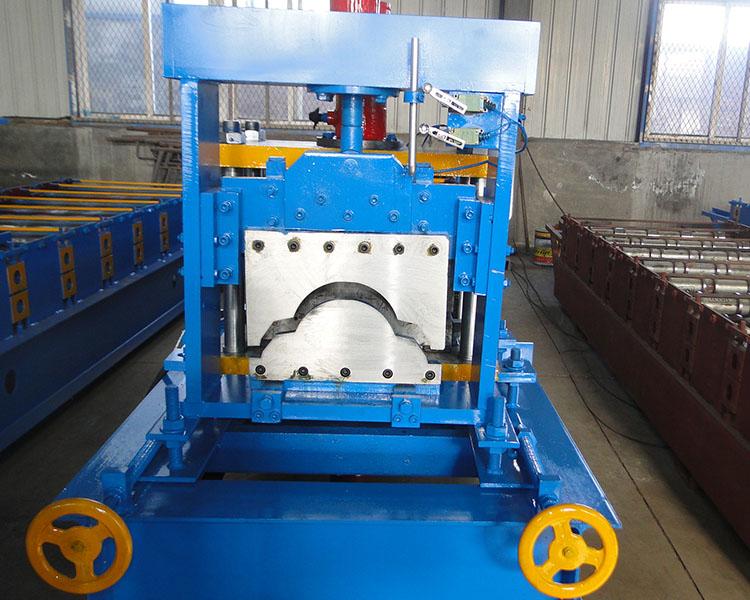 Ridge cap machine1