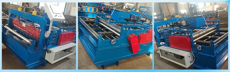 Sheet Coil Leveling Machine