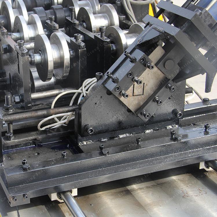 U steel keel machine(2)