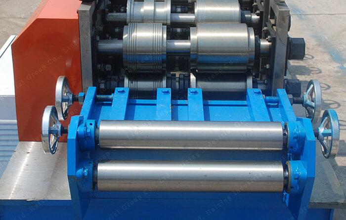 U steel keel machine6