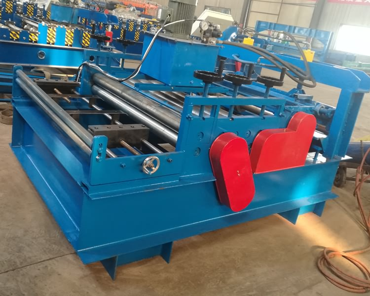 Sheet Coil Leveling Machine11