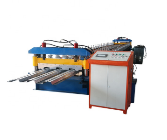 Steel tile decking floor sheet roll forming machine Featured Image