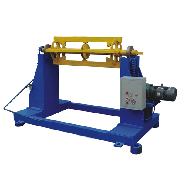 China OEM Sheet Coil Slitting Machine - Electric decoiler for coil – Haixing Industrial Featured Image