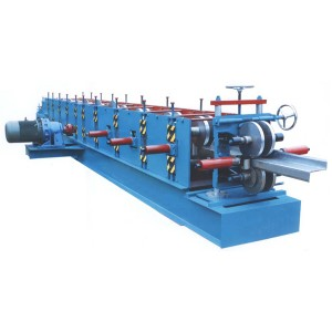 Z Shape Purlin Roll Forming Machine