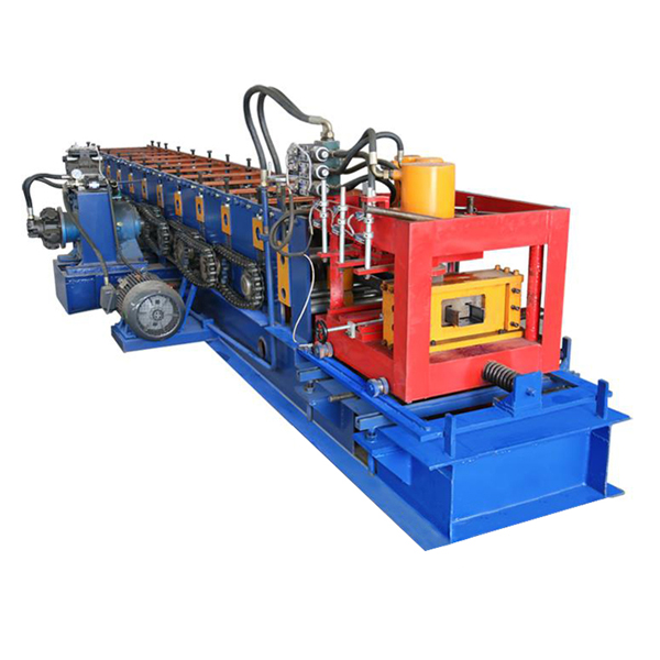 Factory Supply Metal Roof Tile Machine - C Purlin Channel Roll Forming Machine – Haixing Industrial