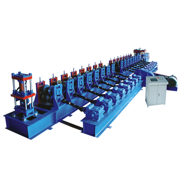 Best quality C Profile Steel Roll Forming Machine - Metal Sheet Highway Guardrail Roll Forming Machine – Haixing Industrial