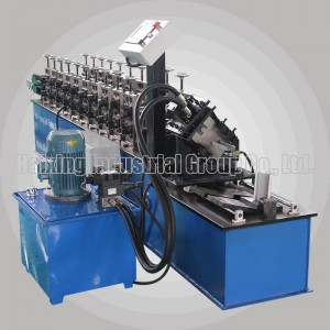 Automatic C Channel Light Keel Roll Forming Machine