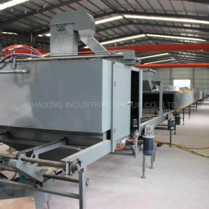 Stone Coated Roof Tiles Production Line