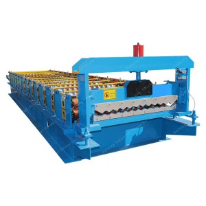 Big Structure Roof Steel Machine