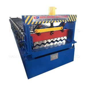 Corrugated Roofing Sheet Roll Forming Machine Manufacturers