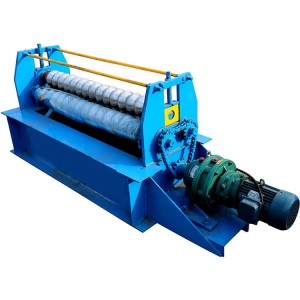 Curved Roof Span Roll Forming Machine