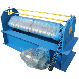 Hydraulic Roofing Sheet Curve Machine
