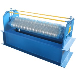 Curved Corrugated Roof Panel Roll Forming Machine