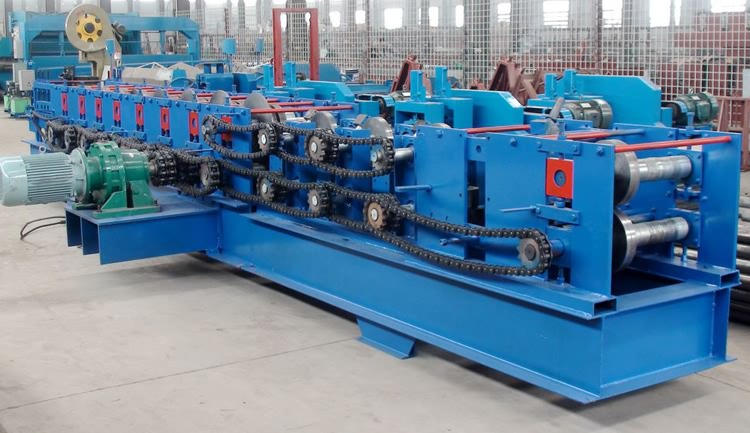 Z Purlin Channel Roll Forming Machine31