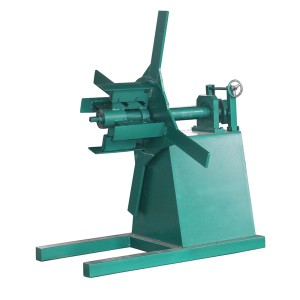 High Quality Color Customized Hydraulic Decoiler