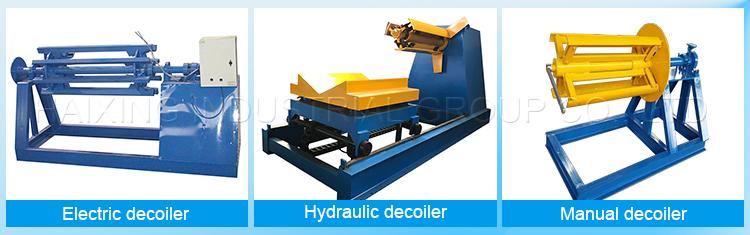 decoiler type
